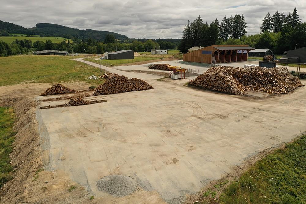 Une entreprise de bois à Meymac | SARL Puydupin Pascal