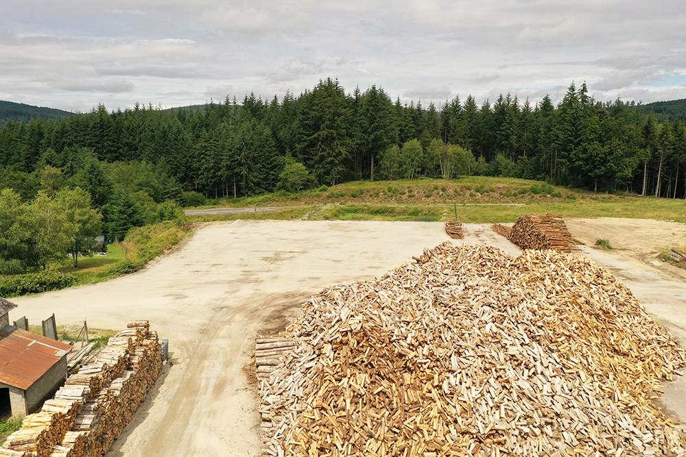 Granulés de bois à Meymac | SARL Puydupin Pascal