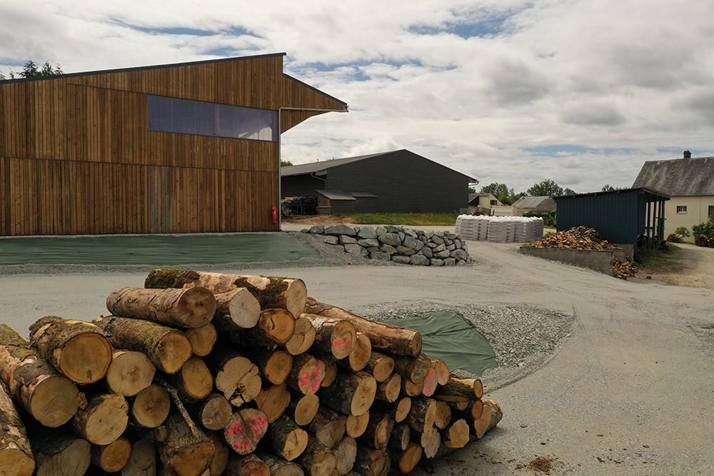 La vente de bois à Meymac | SARL Puydupin Pascal